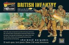 28mm Warlord Games British Infantry BNIB, WWII Bolt Action,