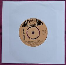 "George McCrae – I Can't Leave You Alone 7""– BOY 90 – VG"