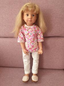 Puppe von Götz ca. 47 cm