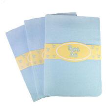 Bettlaken und -kissenbezüge für Kinder in Blau