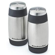 Kitchenaid Stainless Steel Salt and Pepper Shaker Set
