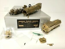 Brass GN Great Northern N3 2-8-8-0 Steam engine PROJECT. Tenshodo tender & Box