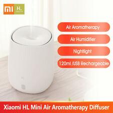 Xiaomi HL Air Aromatherapy Diffuser Quiet Aroma Mist Humidifier 120ml Nightlight