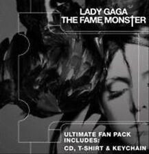 The Fame Monster by Lady Gaga (CD, Aug-2010, Universal Distribution)