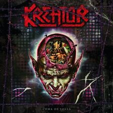 Kreator - Coma of Souls (deluxe Edition) Softbook 2 CD