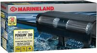 MarineLand Penguin 350 Power Filter,50-70 Gallon, 350 GPH,MULTI-STAGE FILTRATION