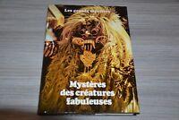 Les grands mystères / Mystères des créatures fabuleuses / Ref F4