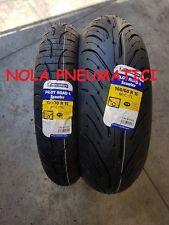 Coppia 120/70 R15 56H e 160/60 R15 67H Michelin PILOT ROAD4 per T-MAX 500/530