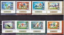 2018 Football FIFA World Cup Russia™. Participating Teams 8 stamps with margins