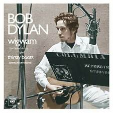 """Wigwam / Thirsty Boots by Bob Dylan (7"""", 45 RPM, Ltd Ed.) Record Store Day"""