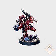 Warhammer 40k Chaos Space Marines - Painted Aspiring Champion - BoxedUp