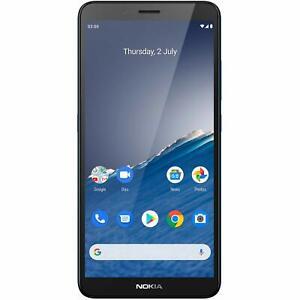 "Nokia C3 32GB 3GB RAM 8MP  Camera 6.2"" Googleplay Phone Ship DHL"