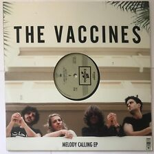 "The VACCINES 12"" Melody Calling 4 Track EP. 2013 Vinyl Brand NEW and SEALED !"