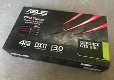 ASUS NVIDIA GeForce GTX 690 4GB GDDR5 SLI GTX690-4GD5 + Tweak Overclock CD