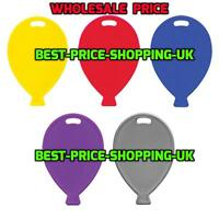 WHOLESALE COLOUR HELIUM BALLOONS SHAPE WEIGHTS COLOUR  BALOONS SHAPE RIBBON NEW