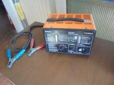 Tester per batterie Bosch T 12 200 E Elektronik Perfette condizioni da Officina