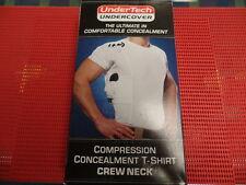 UnderTech Undercover Compression Concealment T-Shirt Crew Neck XL