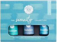 Serenity Three Piece Essential Oil Set by Woolzies