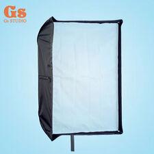 Photo Studio 80cm x 120cm Umbrella Rectangle Softbox For SpeedLight/Flash