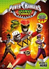 Power Rangers Dino Charge Volume 5 Hero Vol New DVD Region 2