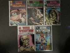 Berni Wrightson Master of the Macabre, Full Run, 1-5