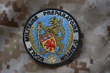 Z061 écusson insigne patch militaire Armée de Terre école Militaire d'Autun