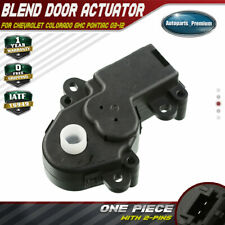 HVAC Heater A/C Blend Door Actuator for Chevrolet Colorado SSR GMC Pontiac 03-12