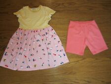 Hanna Andersson Girls Outfit Size 140 (US 10)