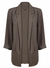 Wallis Polyester No Pattern None Coats & Jackets for Women