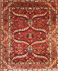 Hand-knotted Rug (Carpet) 4'10X6, Ziegler mint condition