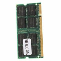 1GB Memory RAM Memory PC2100 DDR CL2.5 DIMM 266MHz 200-pin Notebook Laptop V6V4