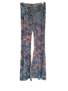 Spell and the Gypsy Ziggy Velvet Burnout Bells Size Small