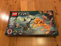 LEGO Elves Azari & the Fire Lion Capture 41192 New & Sealed