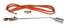 Sievert Set Pro 88 Hochleistungsbrenner Gasbrenner Propan Brenner 5 Mtr Schlauch