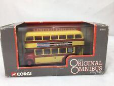 CORGI Original Omnibus 97943 AEC Regent Douglas Corp. Transport MCW Orion