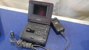 SONY GV-A500 HI8 8MM Video Tape Walkman VCR Clamshell TRANSFER NTSC SD