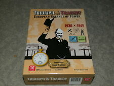 GMT: Triumph & Tragedy: European Balance of Power: Unpunched / Complete