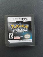 POKEMON: DIAMOND VERSION (NINTENDO DS) AUTHENTIC - CARTRIDGE ONLY! FREE SHIPPNG