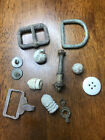 Dug Civil War Buckles Bullets Buttons Watch Key Pipe Tamper Relics