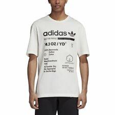 adidas Kaval Graphic  T-shirt White Men