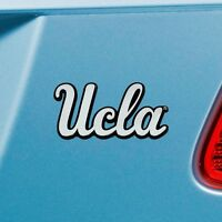 UCLA Bruins Heavy Duty Metal 3-D Chrome Auto Emblem