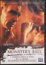 Monster's Ball L'Ombra Della Vita DVD Peter Boyle Heath Ledge Sig 8026120156023