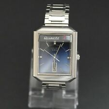 Vintage Seiko V.F.A. Quartz 1973 LED Flash Light Men's Watch 3923-5010 VFA