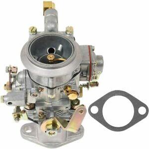 New Carburetor Set For Jeep CJ3B 1953-1968 CJ5 CJ6 1955-1975 Carb 17701.02