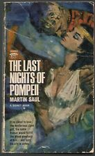 The Last Nights of Pompeii by Martin Saul