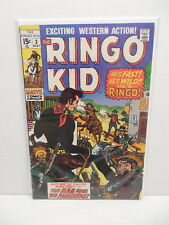 Ringo Kid Silver Age Western Marvel Comic Book #3 Romita Art