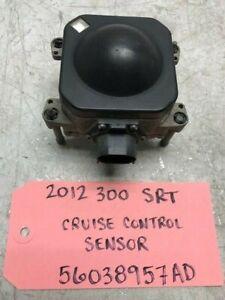 12 CHRYSLER 300 SRT OEM ADAPTIVE CRUISE CONTROL RADAR SENSOR 56038957AD 11-14
