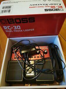 BOSS Rc-30 Loop Station Looper (wenig gebraucht)