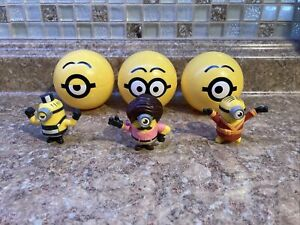 Minions McDonald's Toys 2020