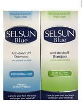 Selsun blue 200 ml.Anti-Dandruff Dual Action Shampoo for normal hair
